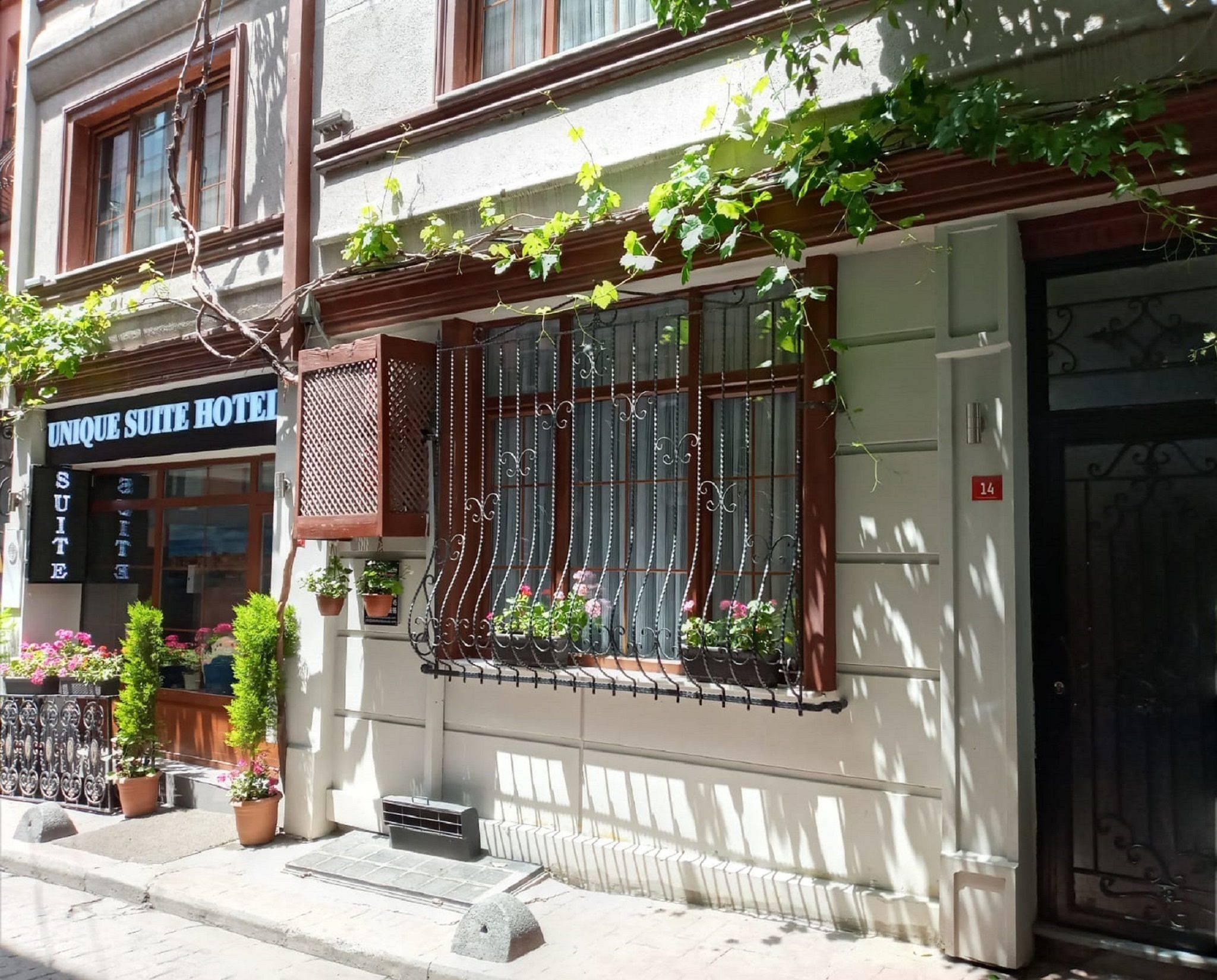 Unique Suite Otel, İstanbul, Beyoğlu, 34479
