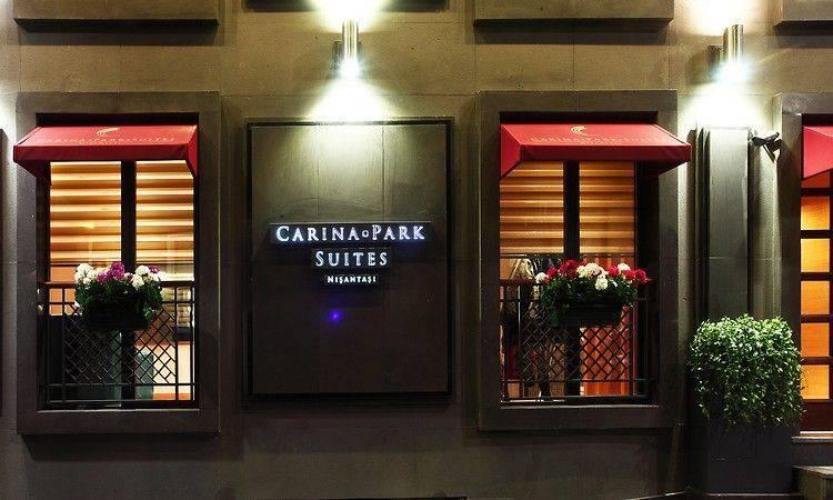 Carina Park Suites Nisantasi, İstanbul, Şişli, 33230