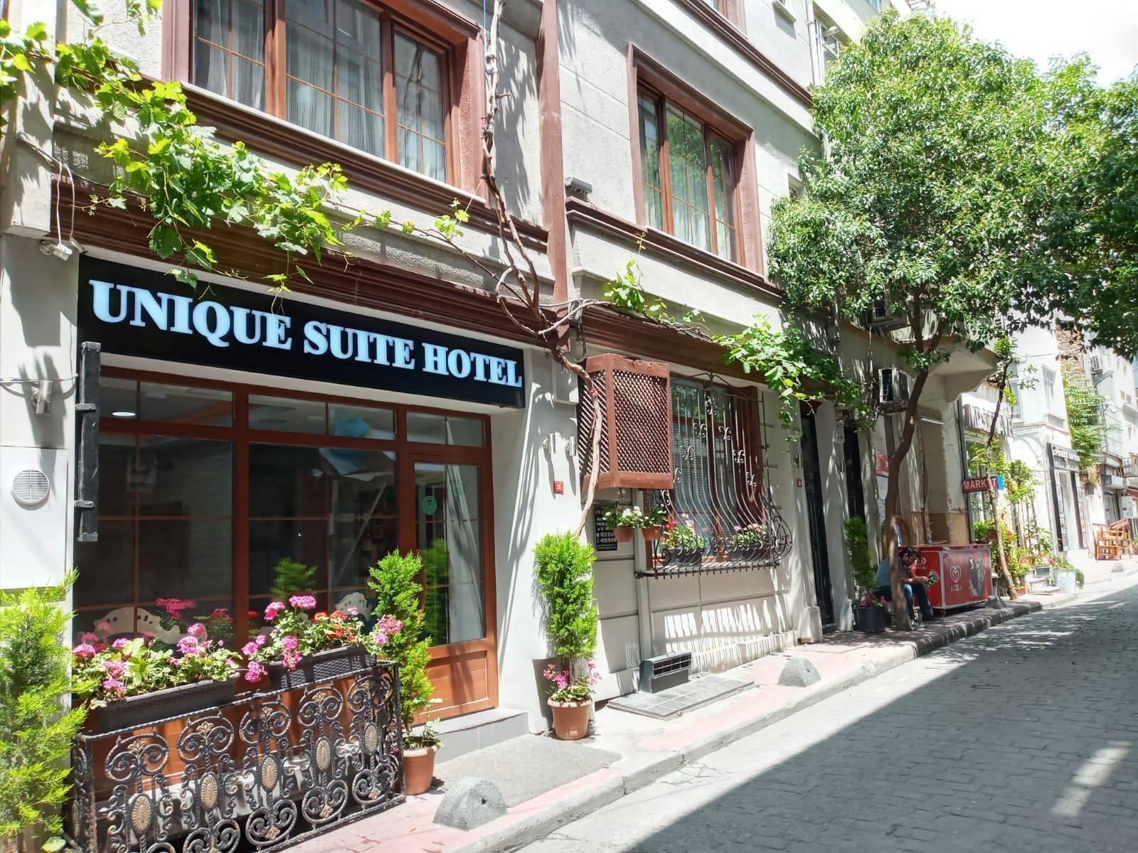 Unique Suite Otel, İstanbul, Beyoğlu, 34478