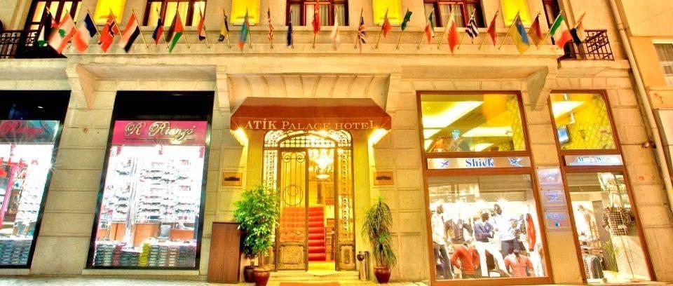 Atik Palace Otel, İstanbul, Şişli, 30804