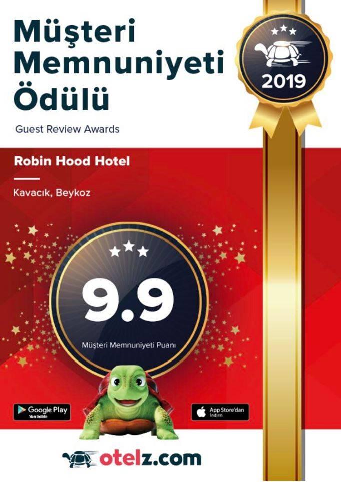Robin Hood Hotel, İstanbul, Beykoz, 36364