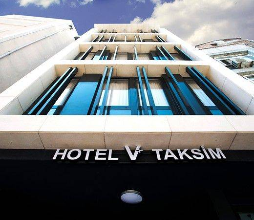Otel V Plus Taksim, İstanbul, Beyoğlu, 31298