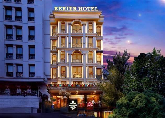 Berjer Otel, İstanbul, Taksim, 23831