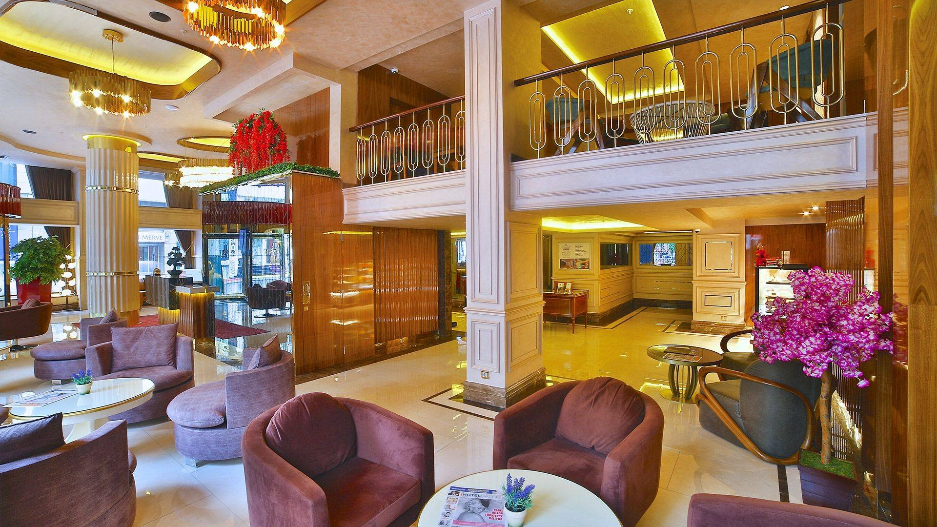 Beethoven Premium Otel, İstanbul, Laleli, 29663