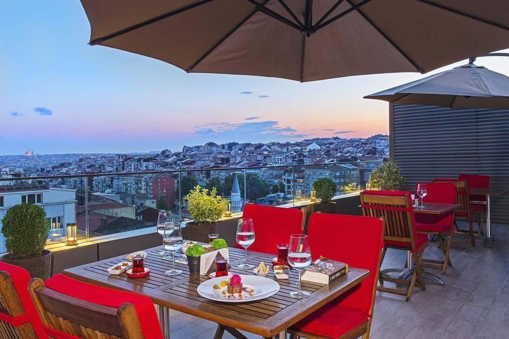 Arts Otel İstanbul, İstanbul, Harbiye, 23537