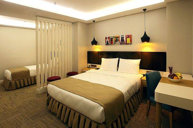 Carina Park Suites Nisantasi, İstanbul, Şişli, 33232