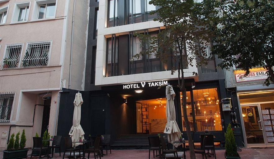 Otel V Plus Taksim, İstanbul, Beyoğlu, 31300