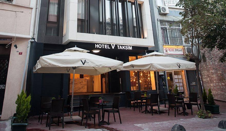 Otel V Plus Taksim, İstanbul, Beyoğlu, 31299