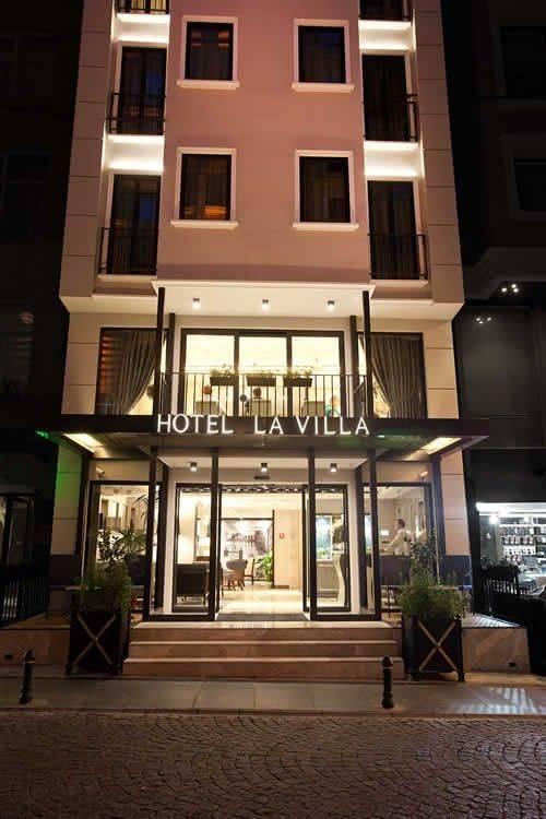 La Villa Otel, İstanbul, Taksim, 28281