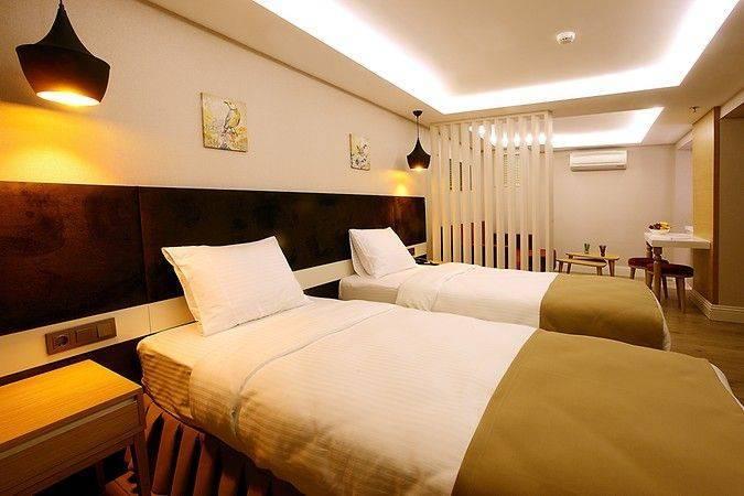 Carina Park Suites Nisantasi, İstanbul, Şişli, 33233