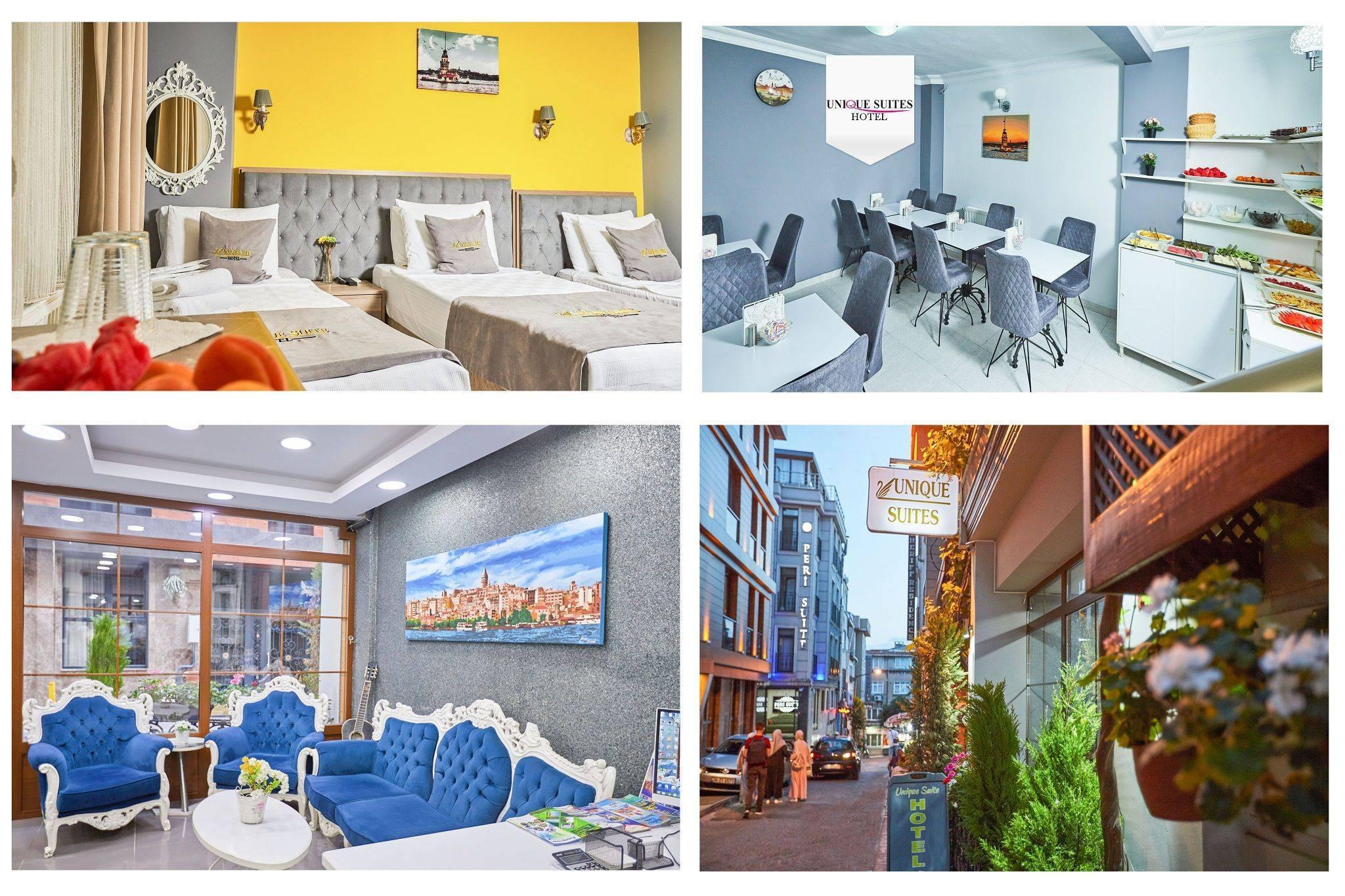 Unique Suite Otel, İstanbul, Beyoğlu, 30506
