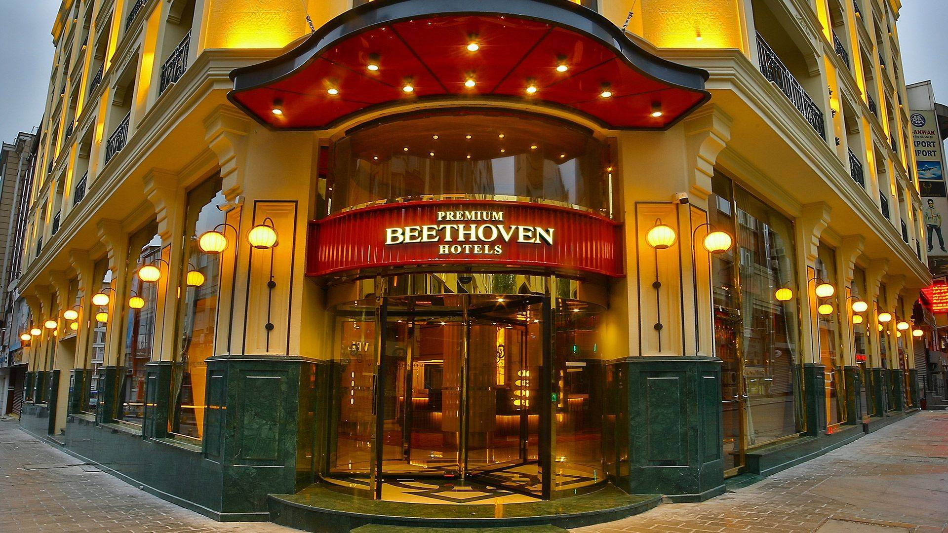 Beethoven Premium Otel, İstanbul, Laleli, 29661