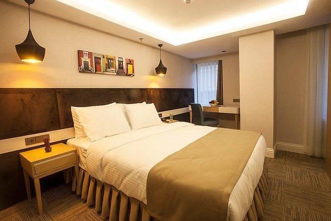 Carina Park Suites Nisantasi, İstanbul, Şişli, 33235