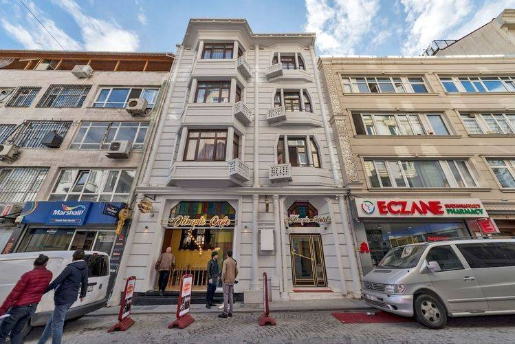 Olimpic Otel, İstanbul, Sultanahmet, 29746