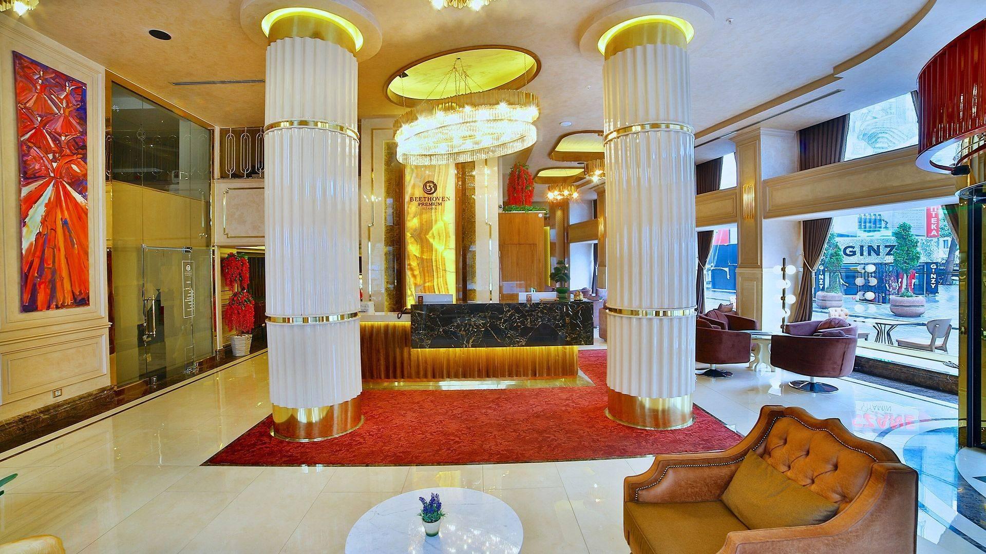 Beethoven Premium Otel, İstanbul, Laleli, 29662
