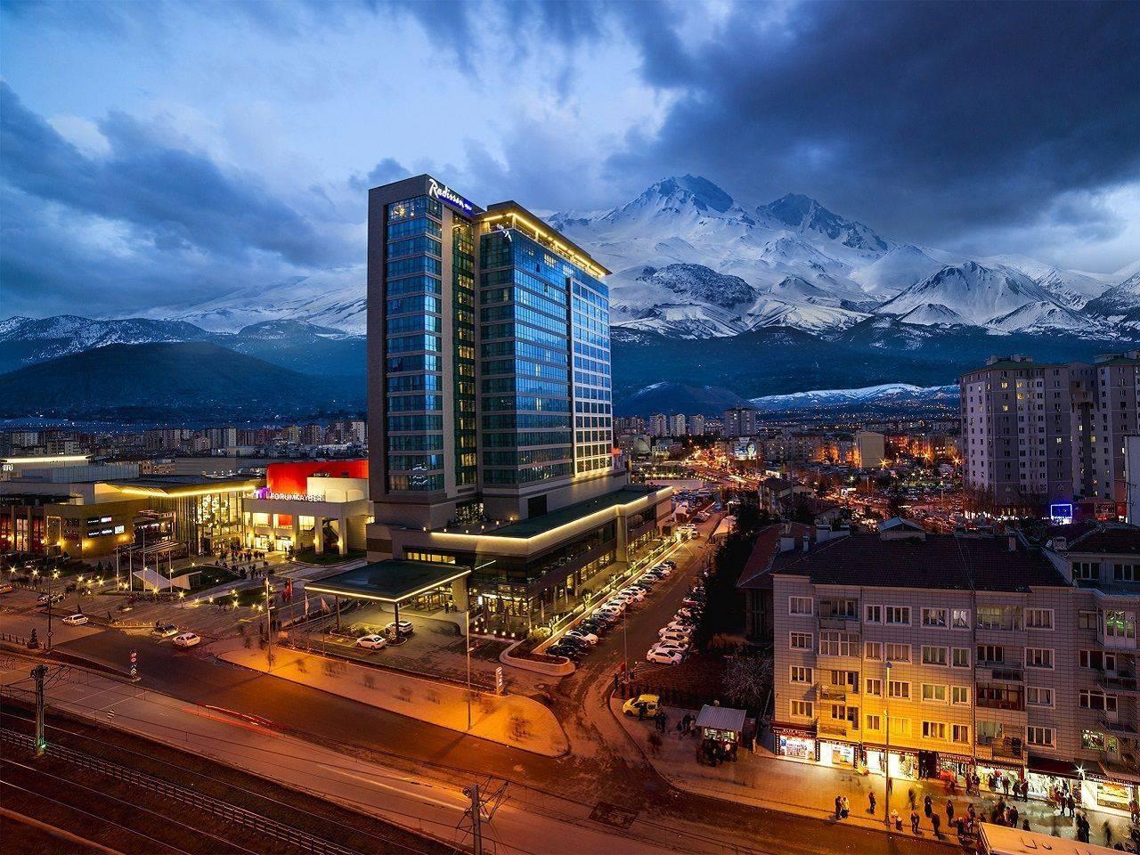 Radisson Blu Otel Kayseri, Kayseri, Kayseri Merkez, 22843