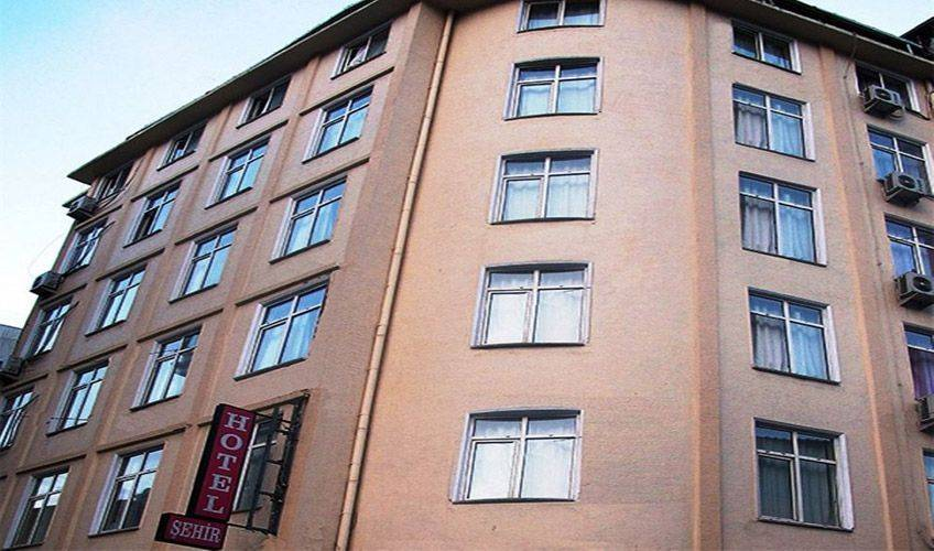 Şehir Otel Old City, İstanbul, Sirkeci, 30450