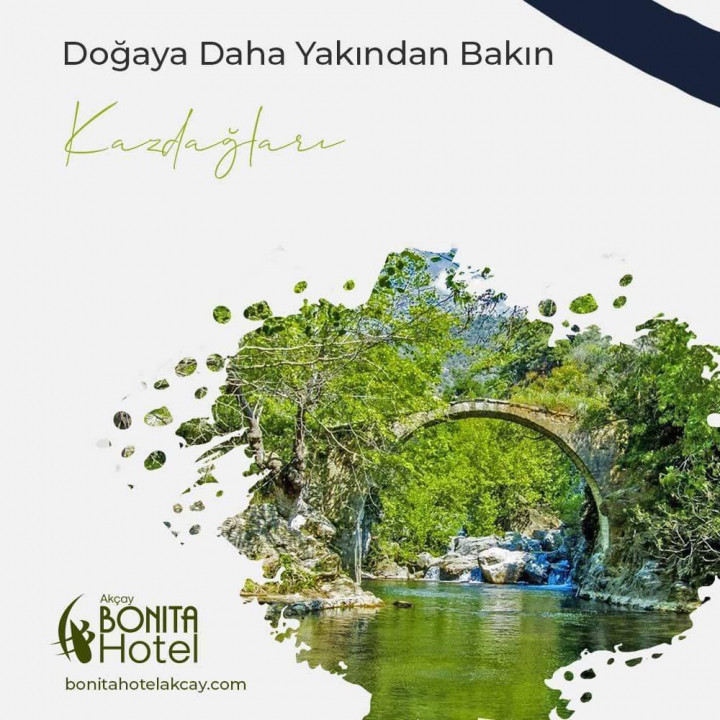 Bonita Otel, Balıkesir, Akçay, 38612