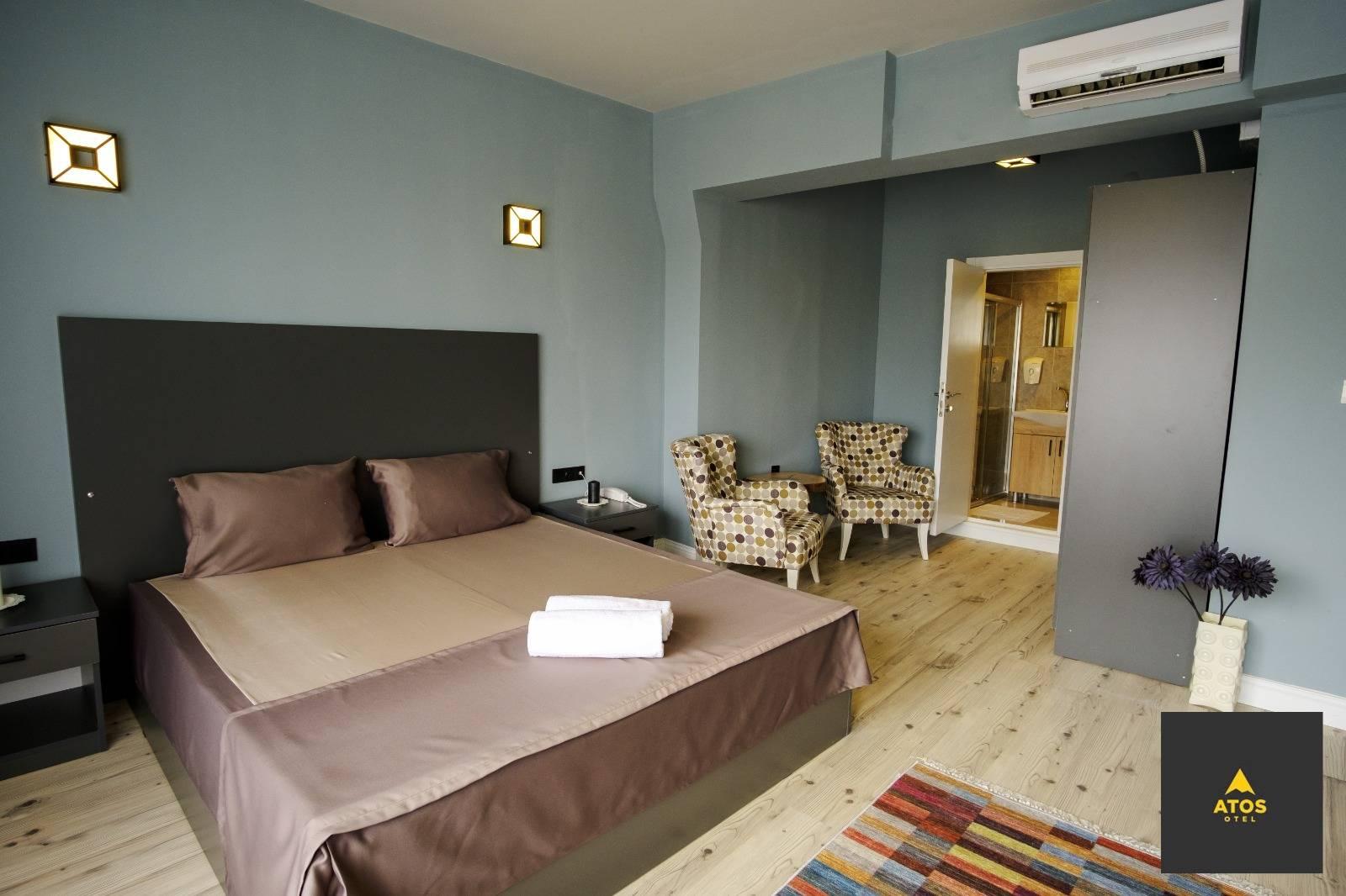 Atos Otel, Eskişehir, Tepebaşı, 36195