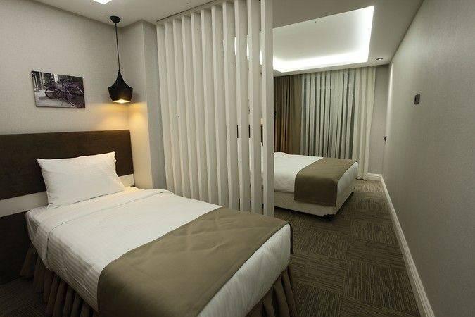 Carina Park Suites Nisantasi, İstanbul, Şişli, 33236