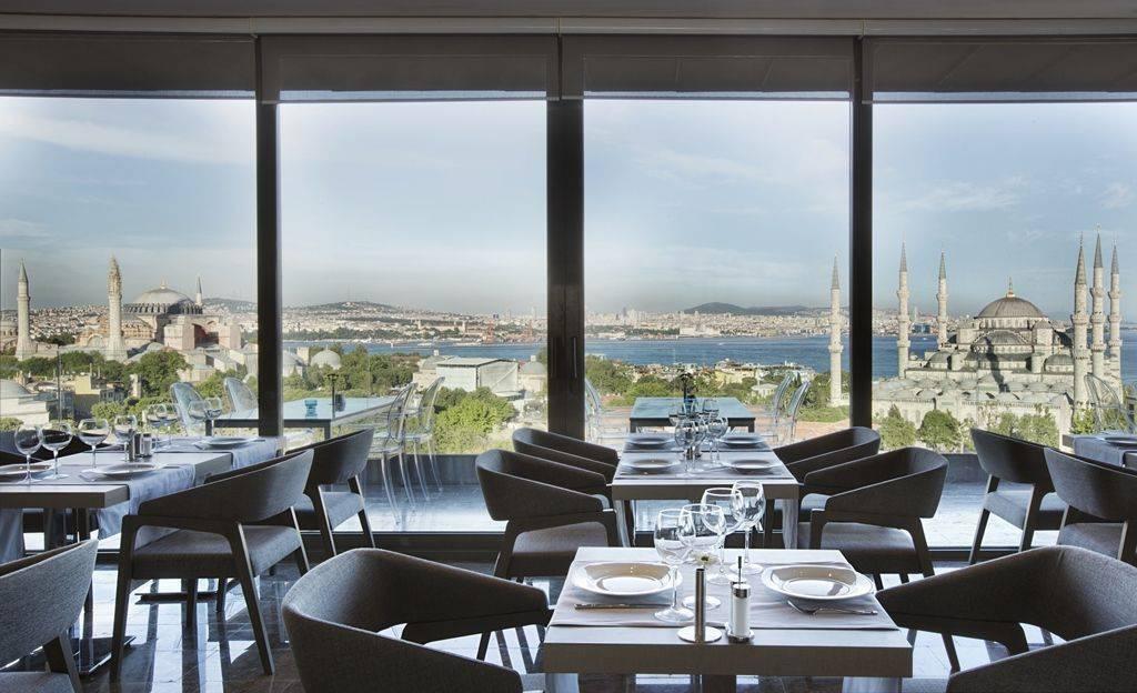 Otel Arcadia Blue, İstanbul, Sultanahmet, 24082
