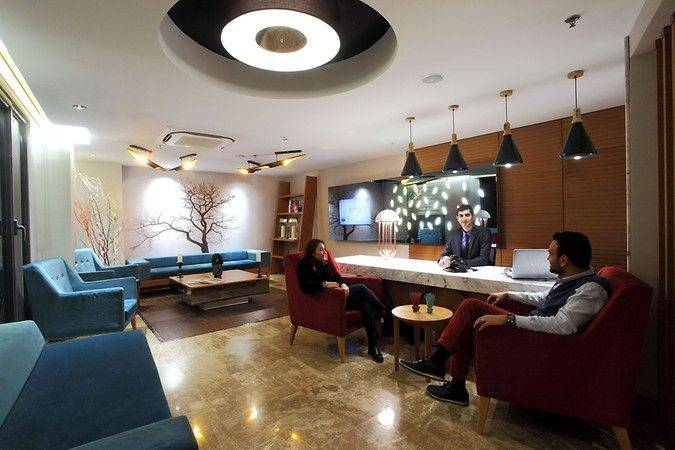 Carina Park Suites Nisantasi, İstanbul, Şişli, 33231