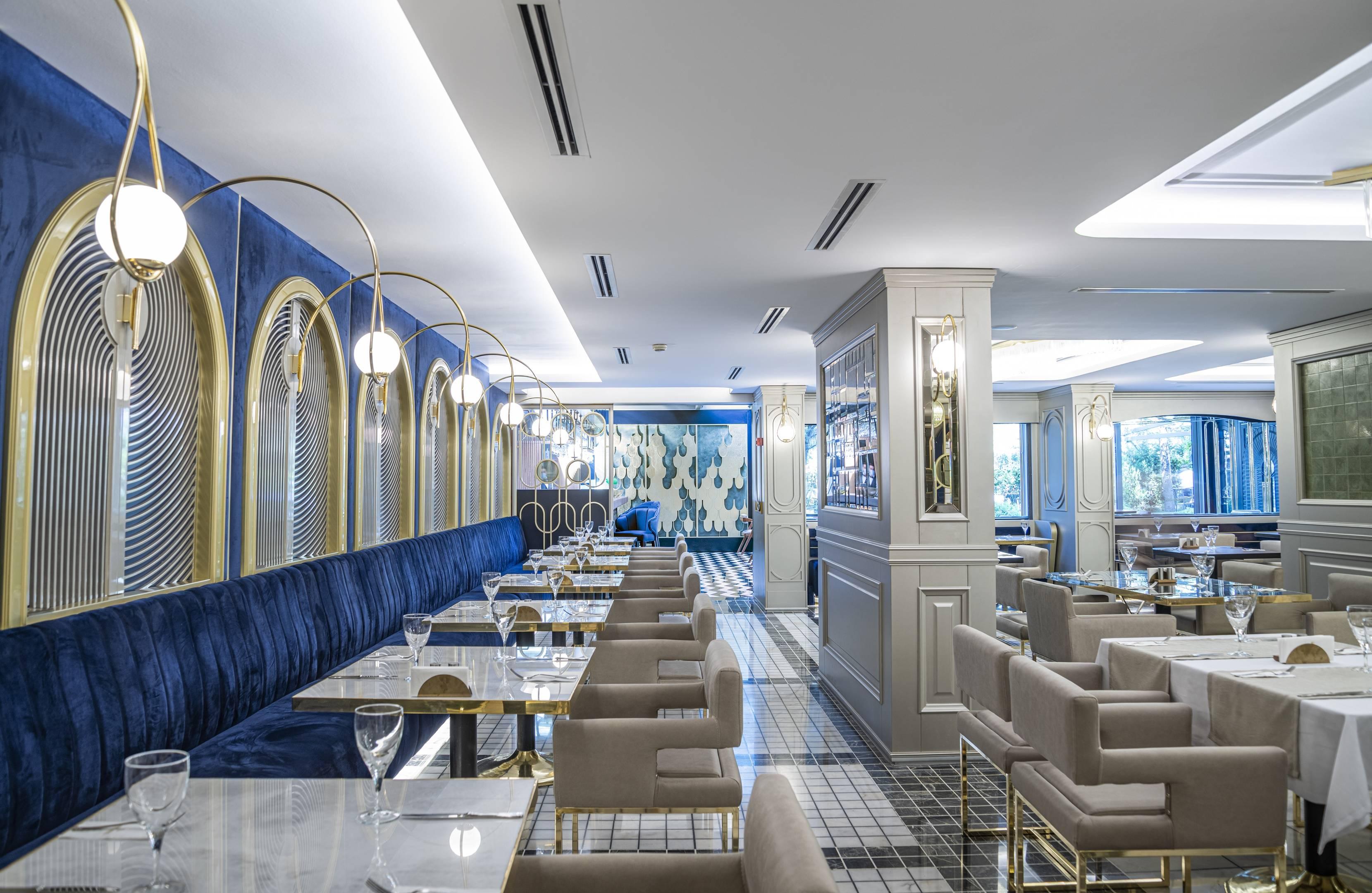 Hill151 restoran
