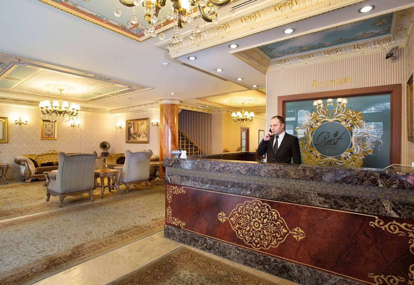 Rast Otel, İstanbul, Sultanahmet, 26854